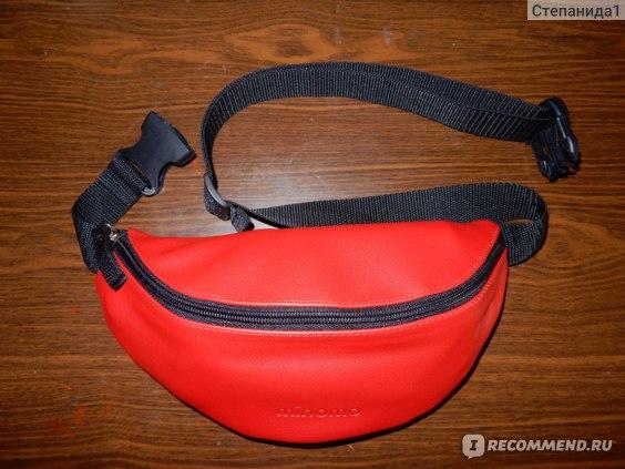 Женская сумка Minomo Поясная арт. 9979268 фото