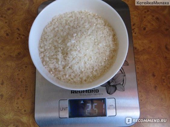 рис утром натощак для похудения отзывы