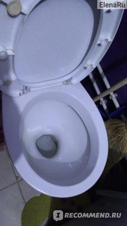 Гель для туалета Туалетный утенок Фруктовый бум фото