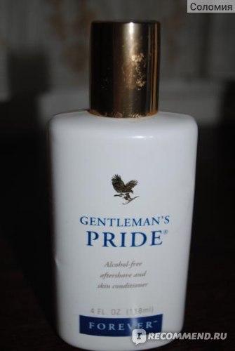 Крем после бритья FOREVER  Гордость Джентльмена (Gentleman's Pride) фото