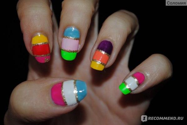 Дизайн ногтей в домашних условиях (рисунки и т.п.) фото