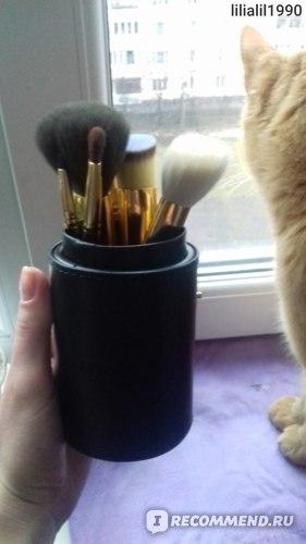 Набор кистей для макияжа Make Up Be Brandy, Be Trandy фото