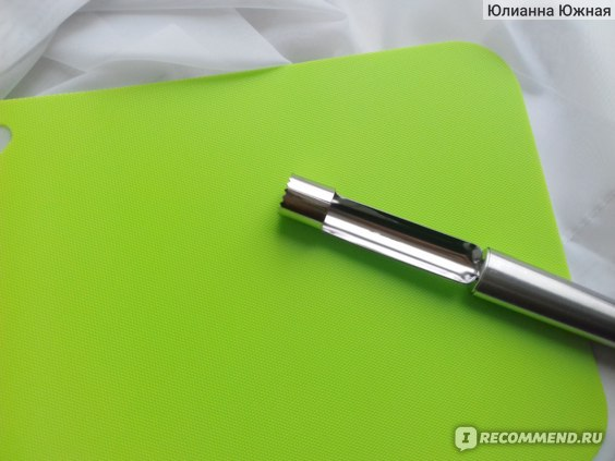 Нож для удаления сердцевины фруктов Fissman GT-1796.AC фото