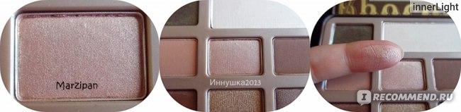 Палетка теней Too Faced Chocolate Bar фото