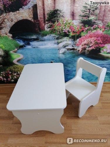 """Мебельная фабрика """"Апельсин"""" Набор мебели стол и стул отзывы"""