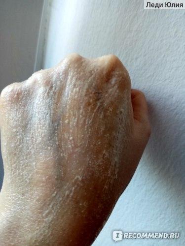 Скраб для тела Oriflame Молоко и мед-Золотая серия фото