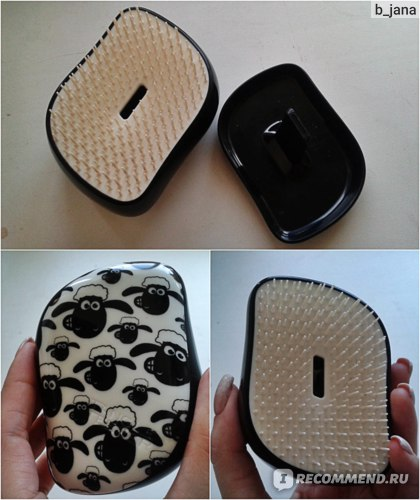 Расческа TANGLE TEEZER Compact Groomer фото