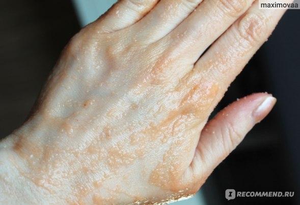 Средство для ухода за телом со скрабирующим эффектом DREAM NATURE Скраб для тела цитрусовый чейзер фото