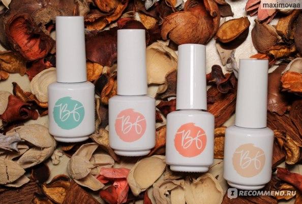 """Гель-лак для ногтей BEAUTY-FREE , весенняя коллекция """"Flower garden"""" фото"""