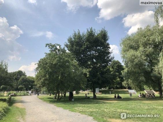 Парк Горького, Москва фото