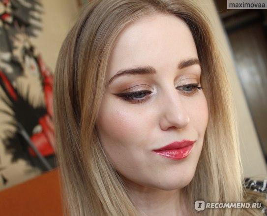 Блеск для губ Sephora Outrageous Effect Volume Lip Gloss  фото