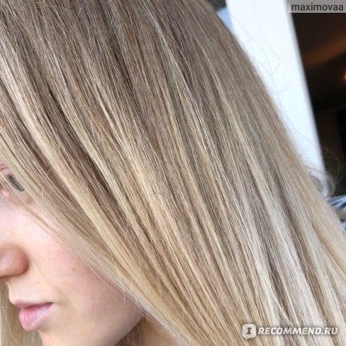 волосы после укладки
