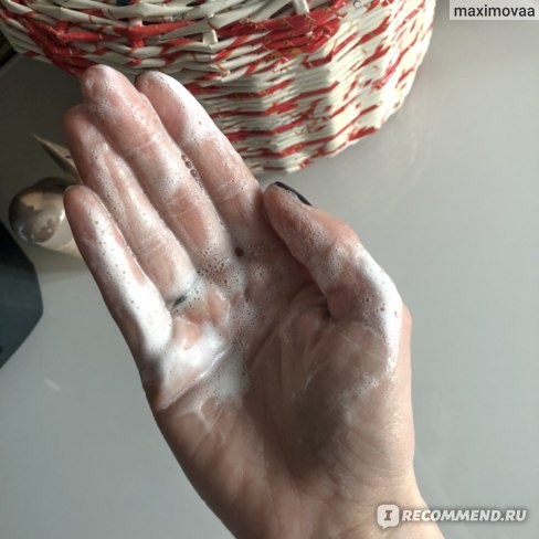 Shiseido BENEFIANCE Extra Creamy Cleansing Foam отзыв