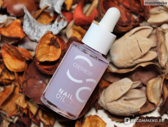 Масло для ногтей и кутикулы Catrice Nail Oil фото