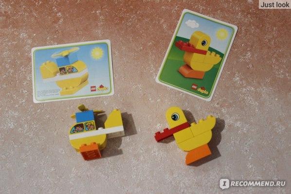 Lego Duplo (Лего Дупло) фото