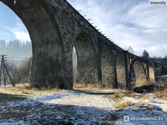 Ворохта мост