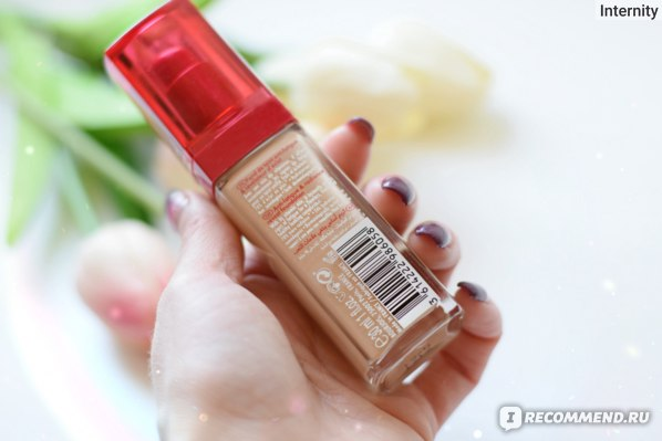 Bourjois Healthy Mix Anti-Fatigue and Radiance Reveal Foundation
