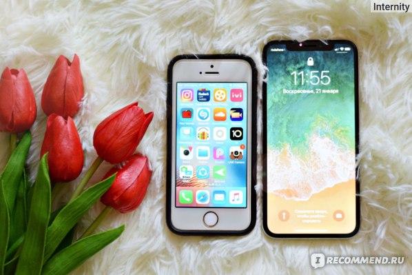 Iphone 5S VS Iphone Х