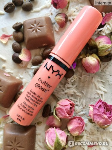 NYX Butter Gloss Apple Strudel