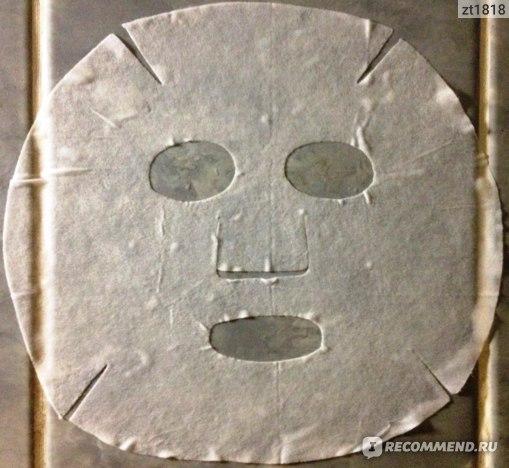 Маска для лица VIA BEAUTY Коллагеновая маска для лица с экстрактом линчжи противовоспалительная фото