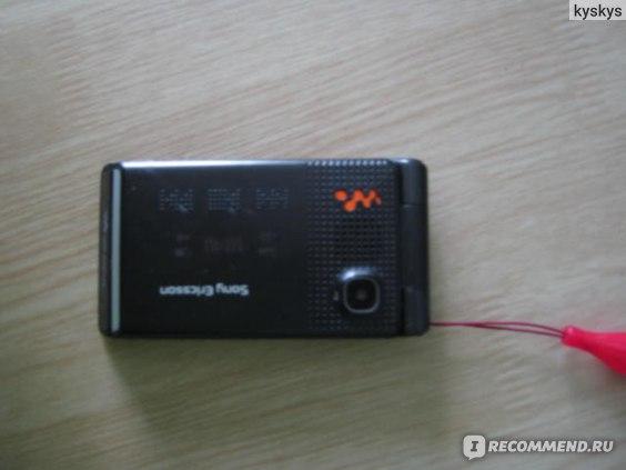 Sony Ericsson W380i  фото