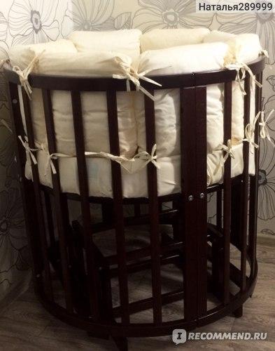 Кроватка Nuovita  Nido Magia фото