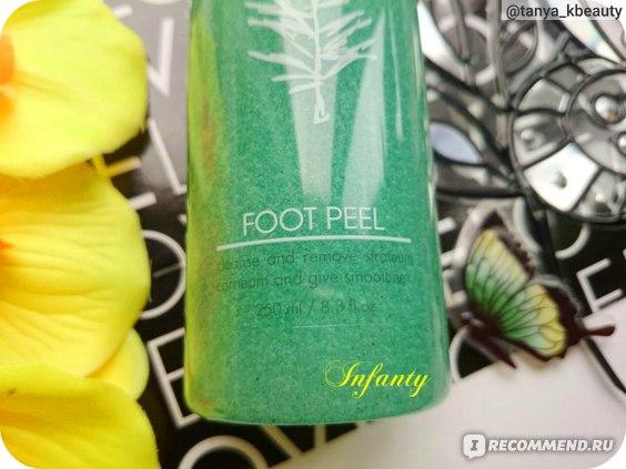 Гель-скраб для ног RuNail Professional Talaris Foot Peel фото