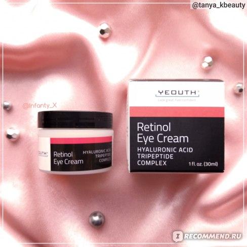 Крем для кожи вокруг глаз Yeouth Retinol 2.5% Eye Cream фото