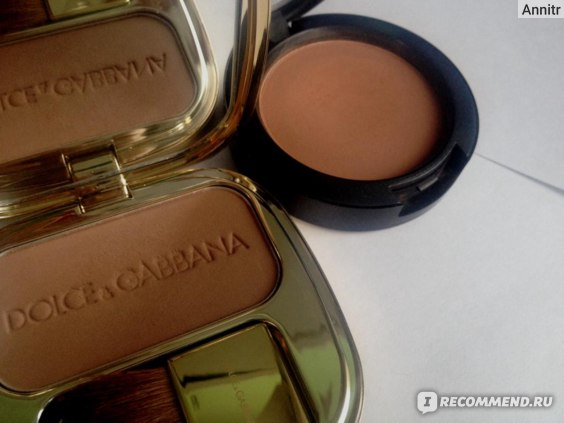 Румяна Dolce & Gabbana Luminous Cheek Colour The Blush фото