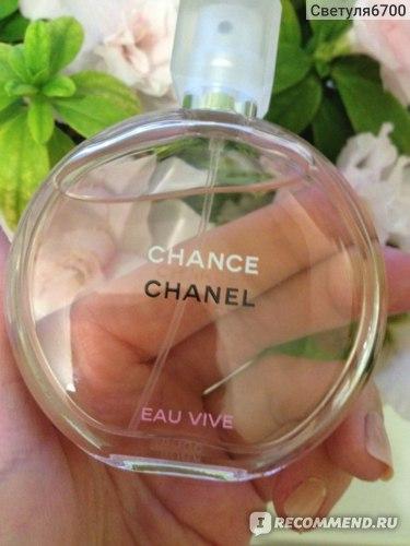 Chanel Chance Eau Vive  фото