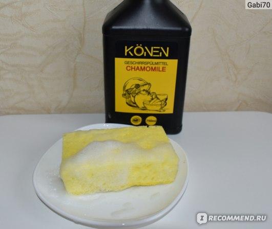 Средство для мытья посуды KОNEN Ромашка фото
