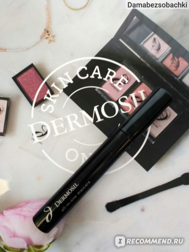 Тушь для ресниц Dermosil All-In-One Mascara фото