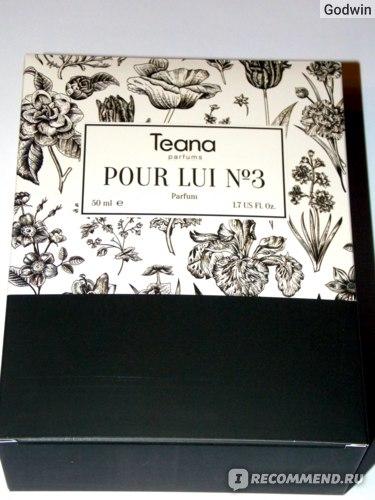 Teana Pour Lui № 3 фото