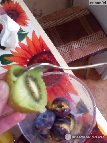 Смусси (смузи) диета фото