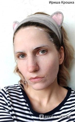 Тканевая маска для лица Bio Oriental Medicine Ямаска BHS фото