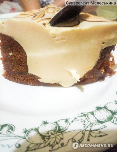 Крем с грушей для торта