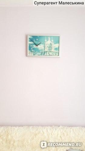 """Настенные часы-картина Династия 03-163 """"Смольный"""" - отзыв"""