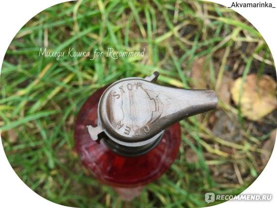 Гель для рук Ив Роше / Yves Rocher Клюква - Миндаль / Cranberry - Almond фото