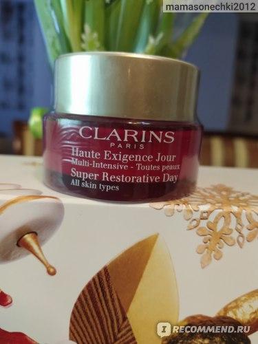 Крем для лица Clarins Multi-intensive haute exigence jour super restorative day фото