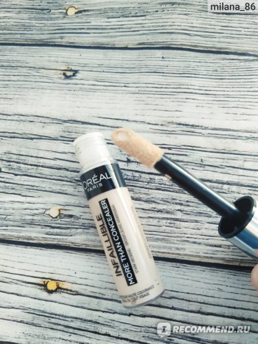 Консилер L'Oreal Infaillible more than concealer фото