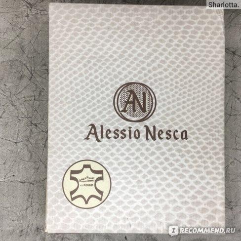 Ботинки Женские Alessio Nesca Арт: 25632010 фото