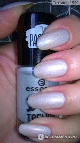 Лак для ногтей Essence I love trends The pastels фото