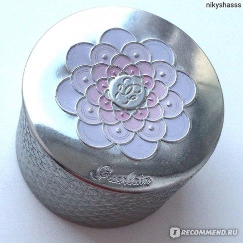Пудра в шариках Guerlain Meteorites Perles Blossom  фото