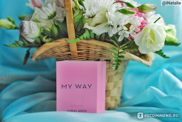 Giorgio Armani My Way Eau De Parfum фото