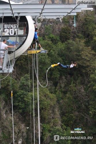 Bungy Jumping / Банджи джампинг / Банджи-джампинг фото