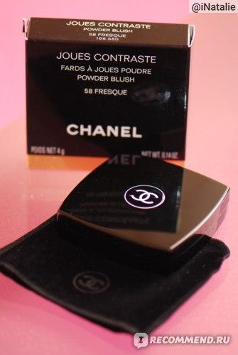 Румяна Chanel # 58 Fresque
