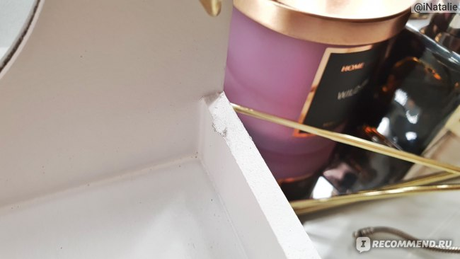 Шкатулка с зеркалом Fix Price фото
