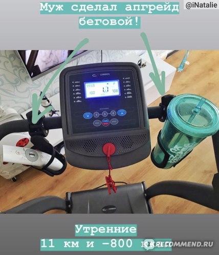Беговая дорожка Carbon Fitness T406 фото