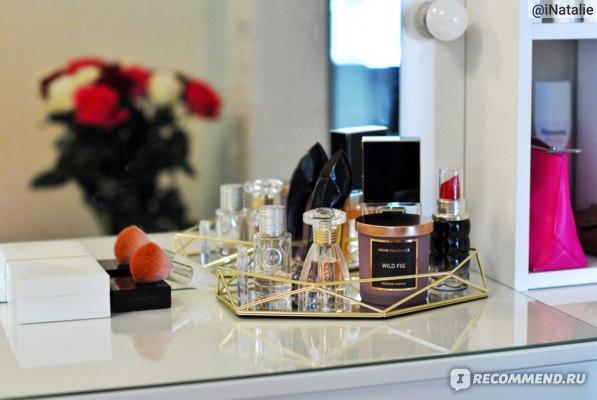 Зеркальный декоративный поднос алиэкспресс отзыв