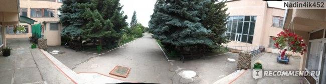 Санаторий Бердянский, Бердянск, Украина фото